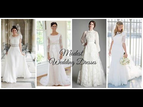 Modest Wedding Dresses | Ideas & Inspiration