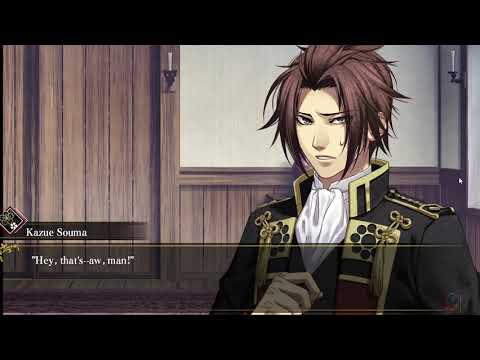 Hakuoki  Edo Blossoms funny moments - Souma's love confession and jealousy |