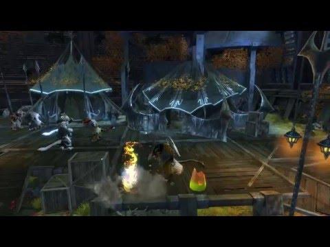 Watchwork Mining Pick [Uhrwerk-Spitzhacke] - Guild Wars 2