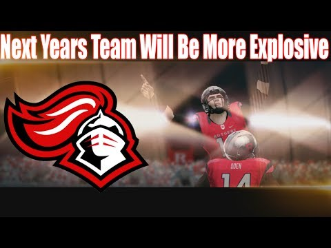 Recruiting Deep Dive - Rutgers Dynasty NCAA Football 14