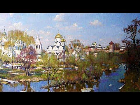 Изумительная живопись художника-пейзажиста Ярослава Зяблова