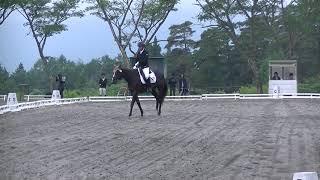 EV80競技 馬場馬術 二年 伊藤大輝 ストームチェイサー