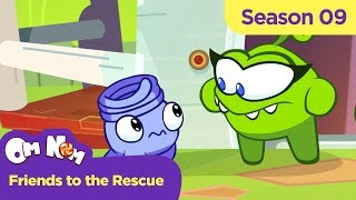 Om Nom Stories - Super-Noms: FRIENDS TO THE RESCUE (Cut the Rope)