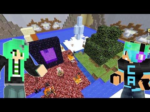 Gamer Chad Survival Series In Crazy Craft