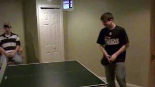 Underground Ping Pong Tourney