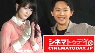 映画『青鬼』の舞台あいさつにAKB48握手会襲撃事件で負傷したAKB48の入山杏奈が出席。 入山は右手のギブスははめたままだったが、終始笑顔で共演者と撮影時の ...