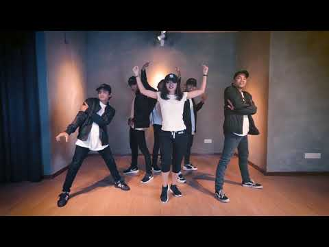 Rockabye dance cover by Shiha Zikir & Nasty Rock Crew