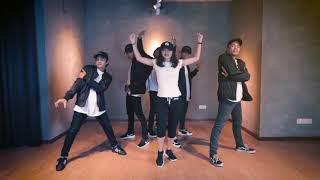 Rockabye dance cover by Shiha Zikir & Nasty Rock Crew