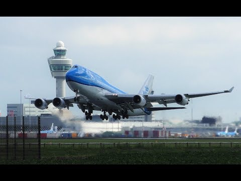PLANE SPOTTING AMSTERDAM SCHIPHOL 26-7-2017 | New Runway 24 Take Offs!