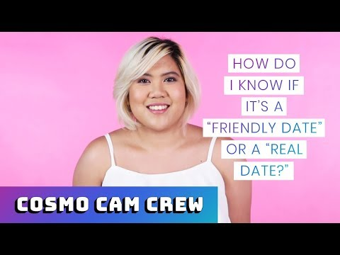 Advice On How To Connect On A Date | Cosmopolitan from YouTube · Duration:  3 minutes 59 seconds