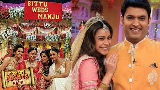 Comedy Nights with Kapil | 15th March 2015 Episode | Kapil Sharma | WEDDING SPECIAL