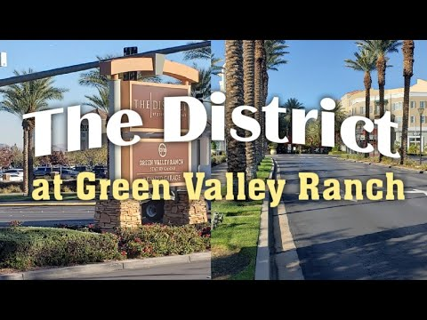 The District At Green Valley Ranch - Henderson, NV