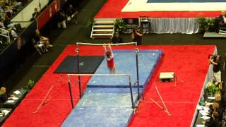 Jordyn Wieber Uneven Bars - 2012 USA Gymnastics Olympic Trials Day 1