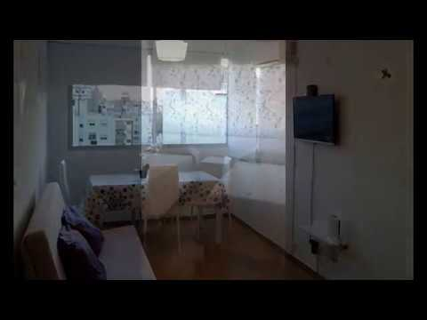 Apartment in Montevideo, 1 bd apartment with wifi, security 24 hours, beach, terrace, SEA