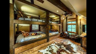 Top 40 Rustic Bedroom Decorating Design Ideas | Make Your Small Room Look Bigger With Easy Step 2018