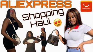 ALIEXPRESS CLOTHING TRY-ON HAUL + review 2019