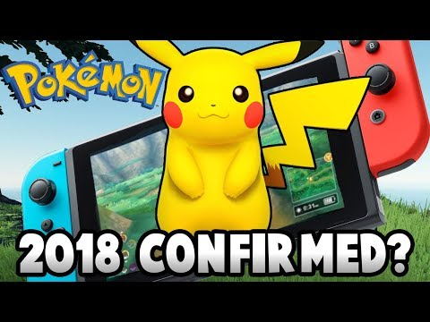 Download Youtube: POKEMON SWITCH CONFIRMED 2018? SURVEY SAYS... YES!?