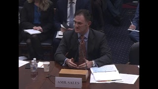 Terrorism Subcommittee Hearing: Counterterrorism: Ensuring Resources Match Objectives