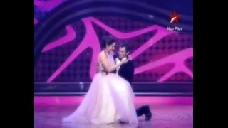 Shoaib & Sania Cute Dance Performance on Television