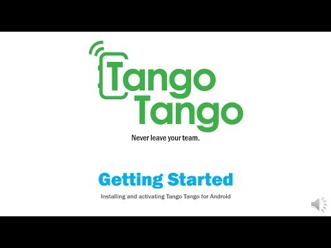 Learn How To Install And Activate Tango Tango On An Android Device