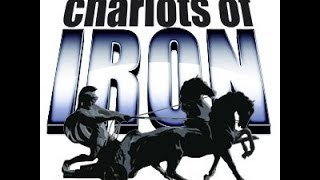 Atheist Bible Study #37 Chariots of Iron! God