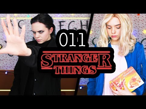 ELEVEN – 011 – STRANGER THINGS Makeup Tutorial & Kostüm – Karneval / Fasching #KarnevalCountdown