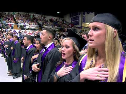 Tarleton Commencement, Spring 2018, College of Business Administration