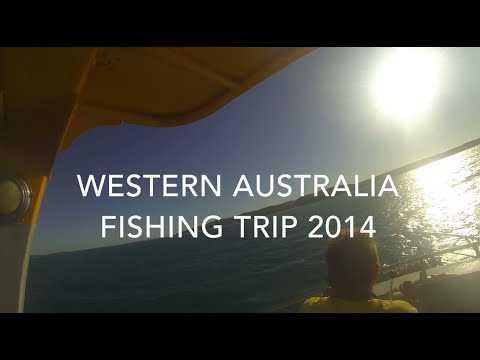 WA Fishing Trip 2014- Rosemary Island