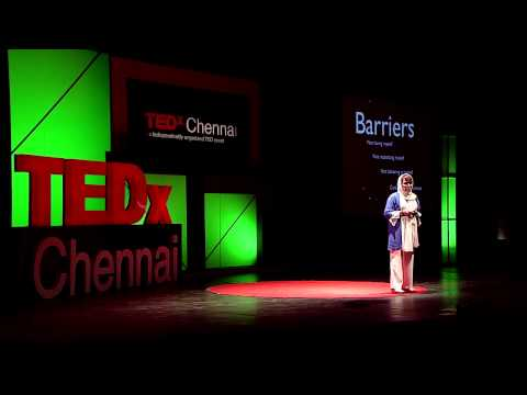 Love and Oneness: Nazee (Behnaz) Mirshamsi at TEDxChennai