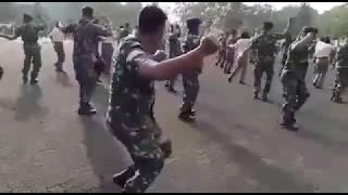 Goyang Maumere TNI AL Gemulai Bangat