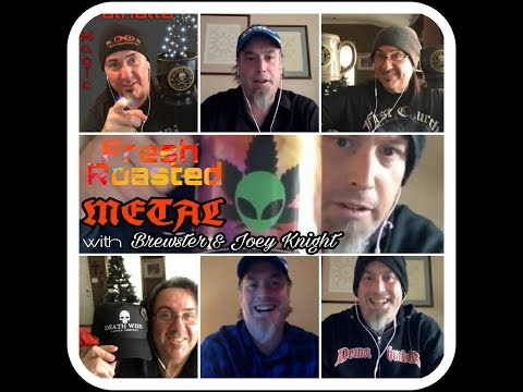 """Fresh Roasted Metal~Episode XVII: Richard Lynch of Saint"