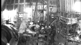 Падение буровой камера с ротора(Бурение скважин на нефть и газ. Падение буровой камера с ротора., 2015-11-17T20:41:44.000Z)