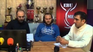 EBU MEDYA – ENES AYAKKABICILIK FUTBOL TURNUVASI 3. HAFTA E GRUBU YORUMLARI