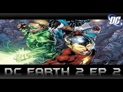 ผู้กล้าแห่งยุคใหม่ Earth 2 Part 2 - Comic World Daily