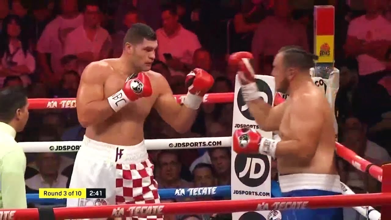 Download FILIP HRGIVIC DESTROYS MARIO HEREDIA IN THREE ROUNDS!!!: POST FIGHT REVIEW (NO FOOTAGE)