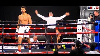 JORDAN THOMPSON VS MICHAEL PAREO - BBTV - LONGSHOTS SPORTS