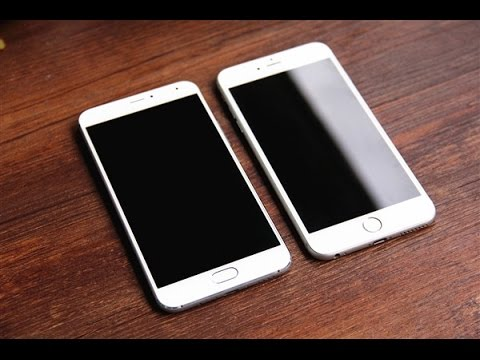 meizu m3 note vs iphone 4s