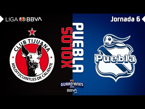 Club Tijuana Puebla Goals And Highlights