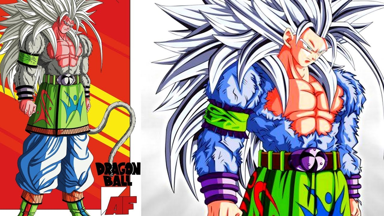 Goku Super Saiyan 5 Expliqué Ssj5