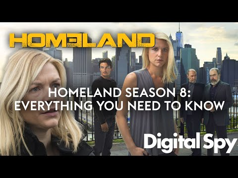 Homeland Season 8: Everything You Need To Know - YouTube