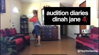 Audition Diaries: Dinah Jane Ep1.