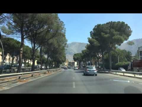 Vlog holiday Sicily daytrip to Palermo