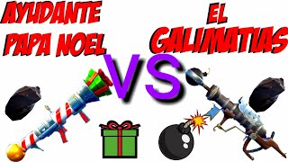 helper papa noel vs the gibberish top SAVE THE WORLD FORTNITE