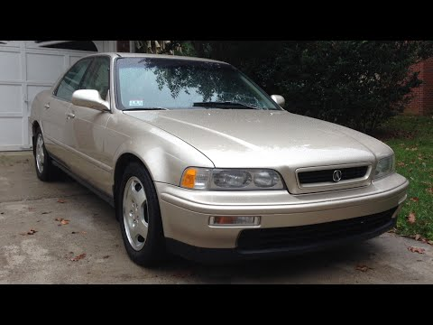 Acura Legend GS Update YouTube - 1995 acura legend for sale