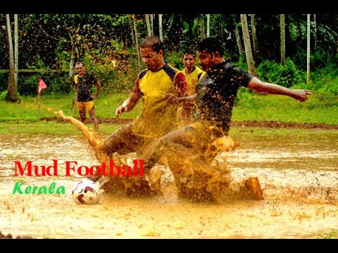 Crazy Mud Football and Keralites