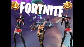 Fortnite Battle Royale | Playing Fortnite as A Default Skin LOL