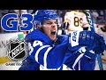 Boston Bruins vs Toronto Maple Leafs. 2018 NHL Playoffs. Round 1. Game 3. 04.16.2018 (HD)