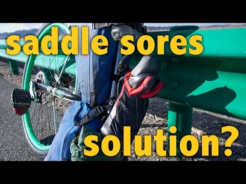 Saddle Sores Suck!