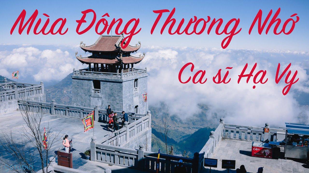 Mùa đông thương nhớ  –  du lịch đỉnh Fansipan – Sapa với Hạ Vy Minh Tuyết (4K)