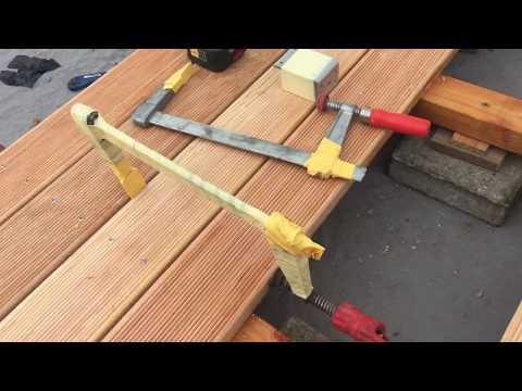 Tips und Tricks Terrassenbau - YouTube